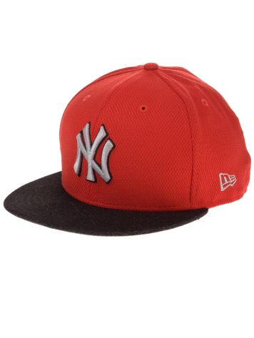 New Era Diamond Denim NY Cap