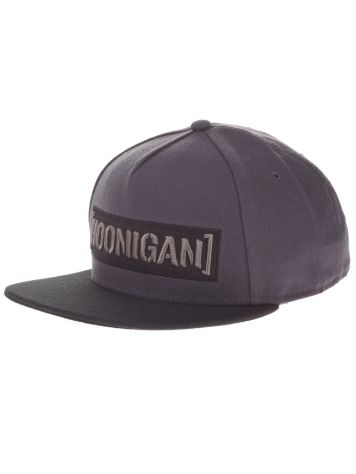 Hoonigan Censor Bar Snapback Cap