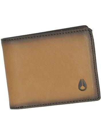 Nixon Arc Bi-Fold Geldbörse tan / braun Gr. Uni