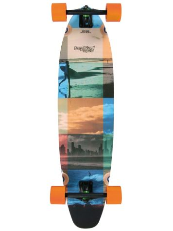 "Long Island Longboards Session 9.38"" x 37.8"" Complete"