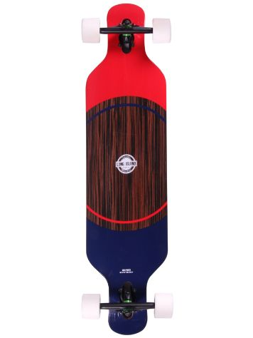 "Long Island Longboards Pointer 9.94"" x 40.86"" Complete"