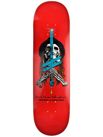 "Deathwish Sword And Mule 8.0"" Deck"