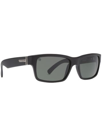 Von Zipper Fulton Shades Black Satin