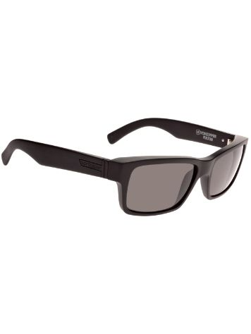 VonZipper Fulton Shades Black Satin