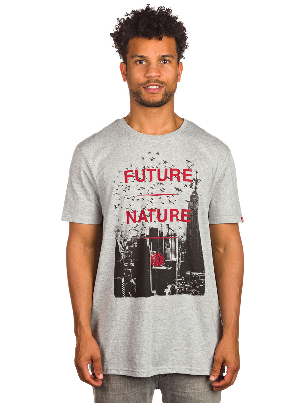 Buy Element Future Nature T-Shirt online at blue-tomato.com