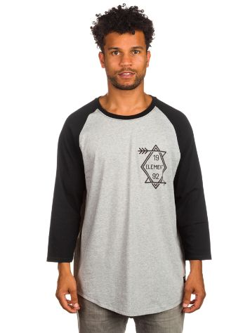 Element Baseball Zigzag T-Shirt LS