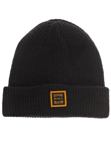 RVCA Recession Collection Beanie