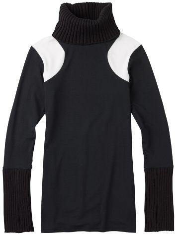 Burton Lamb Natty Turtleneck Tech Tee LS