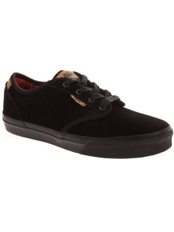 Vans Atwood Deluxe Skate Shoes Boys