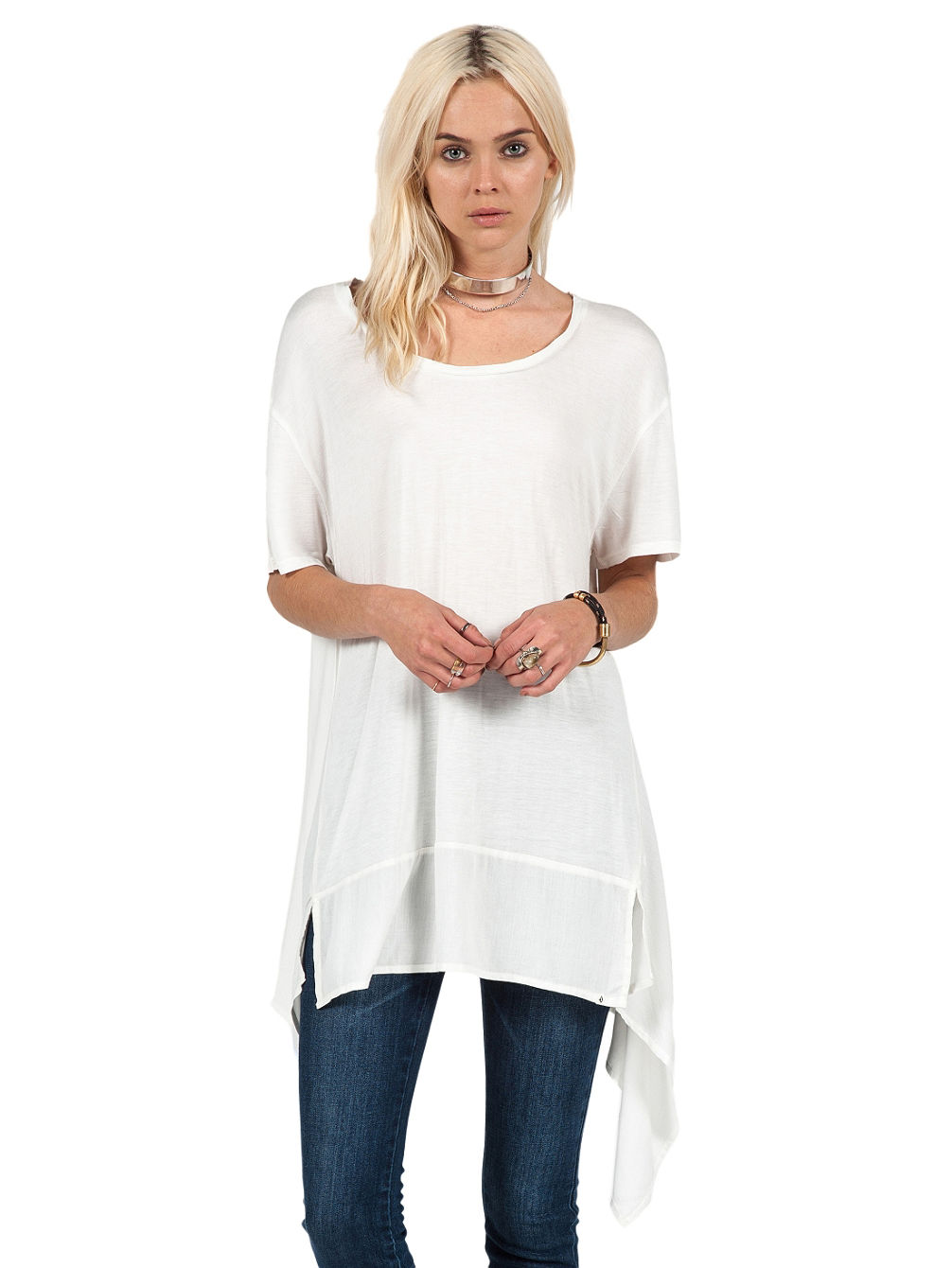 Volcom Frisky Busines Tunic Dress