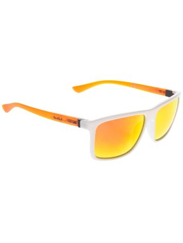 Red Bull Racing Eyewear Rbr251 matt white/matt transparent orang