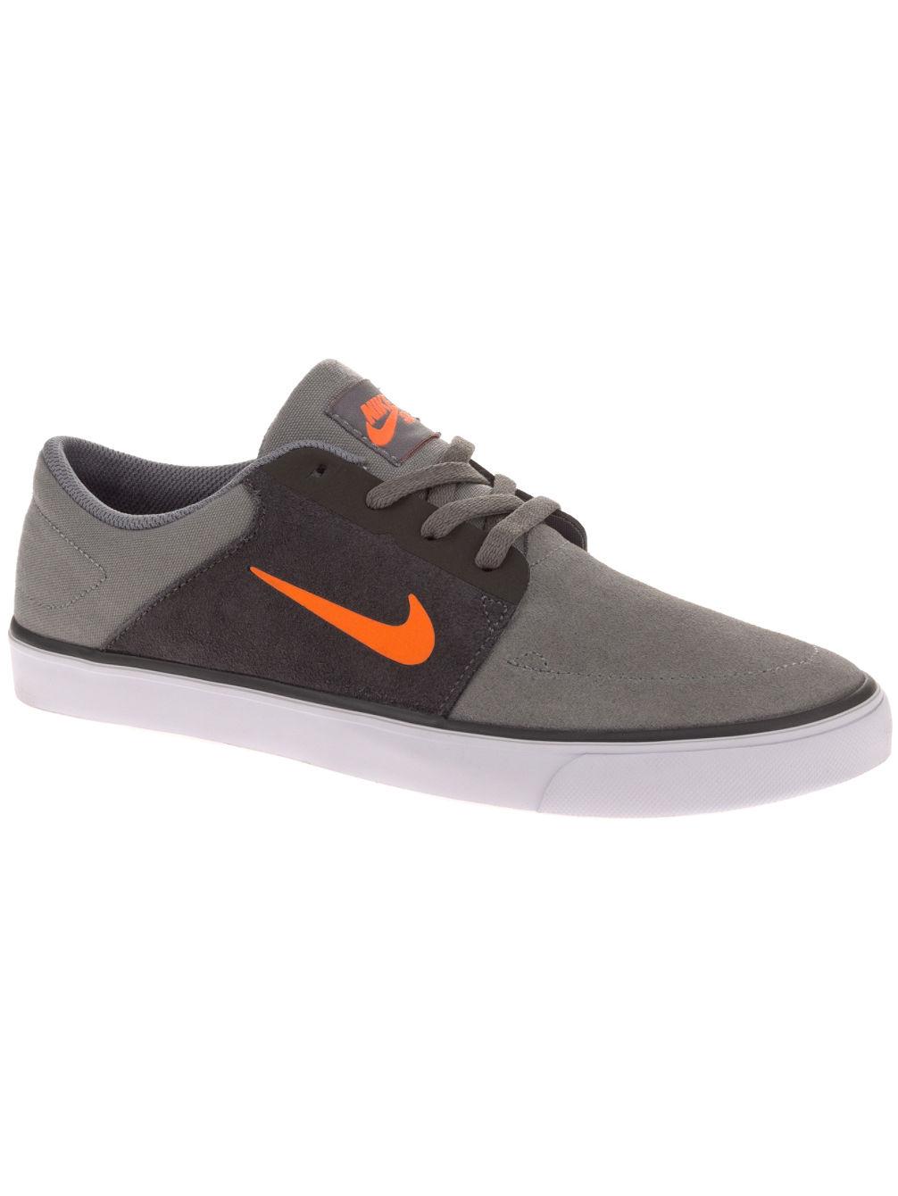 Nike SB Portmore (GS) Skate Shoes Boys - nike - blue-tomato.com