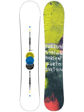 Burton Barracuda 161 2016