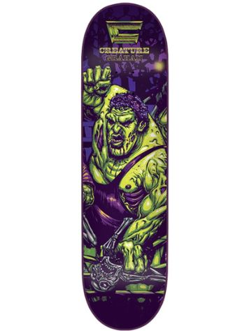 "Creature Graham Creaturemania 9"" Deck"