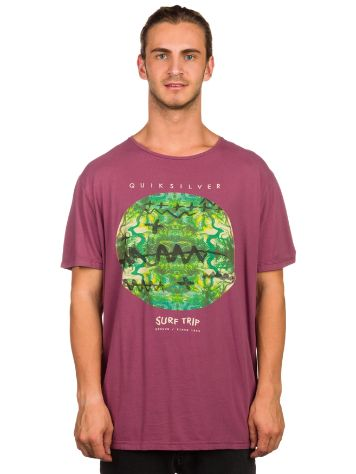 Quiksilver Dyed Surf Tripping T-Shirt