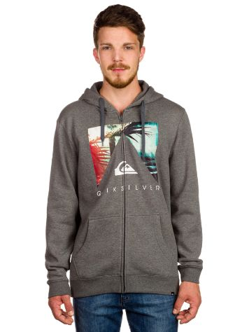 Quiksilver Vanishing Point Zip Hoodie