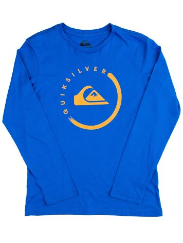 Quiksilver Everyday Logo T-Shirt LS Boys