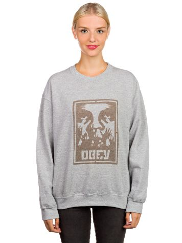 Obey Hold Up Sweater