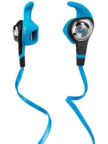 Monster Headphones iSport Strive InEar Blue Headphones