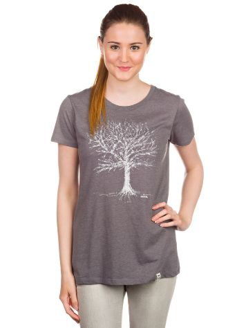 Iriedaily Stamp Tree T-Shirt