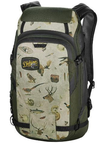 Dakine Team Heli Pro Dlx 24L Backpack