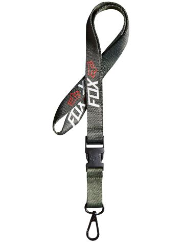 Fox Bound Lanyard