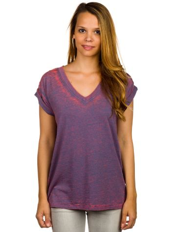 Fox Constant Vneck Roll T-Shirt
