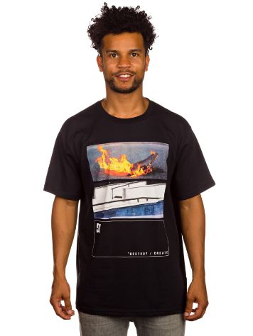 DC Burning T-Shirt