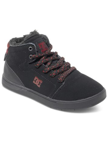 DC Crisis High Wnt Skate Shoes Chicos
