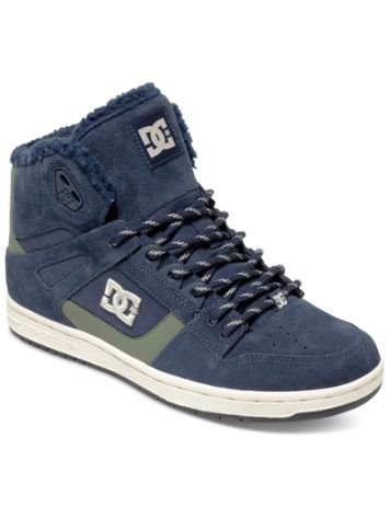 DC Rebound High WNT Sneakers Women