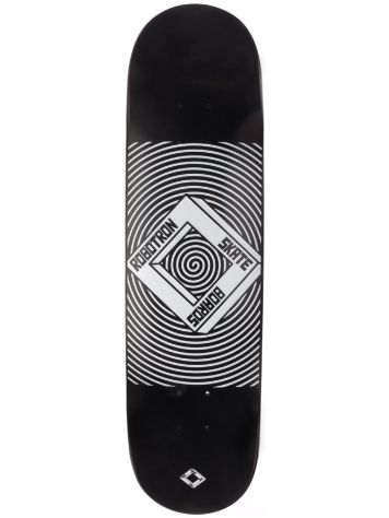 Robotron Square Black 8.0'' Deck
