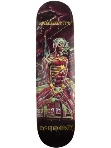 Heavy Metal Iron Maiden - Somewhere in Time 8.0'' Deck