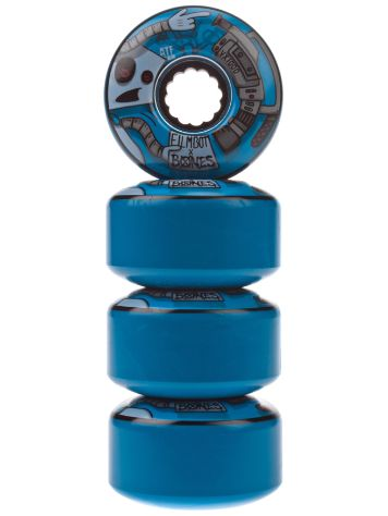 Bones Wheels ATF Filmbot III 56mm Wheels