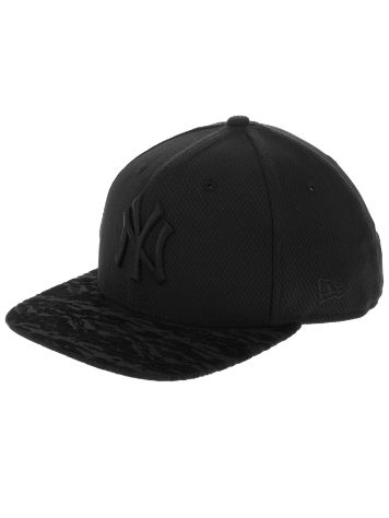New Era Flocked Tone NY Cap