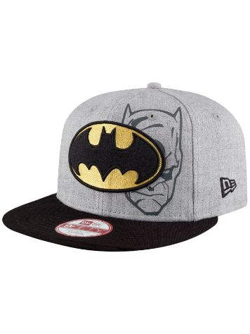 New Era Heather Face BATMAN Cap