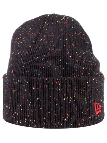 New Era Flecked Cuff Beanie