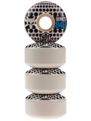 Bones Wheels SPF Dotty V1 53mm 84B Wheels