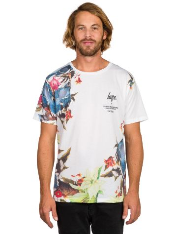 Hype Nesting Birds Boarder Sublimated T-Shirt