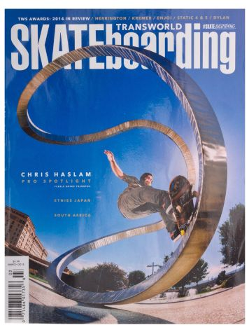 Transworld Snowboarding Transworld Mag March 2015