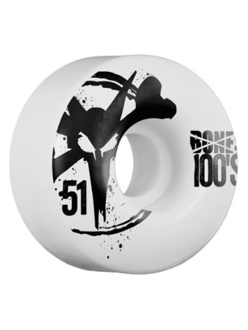 Bones Wheels 100's OG #13 100A 55mm Wheels