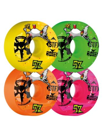 Bones Wheels STF Party Pack II V1 52mm Wheels
