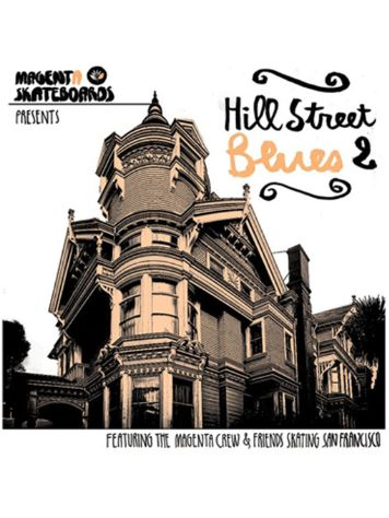 Magenta SF Hill Street Blues 2 DVD