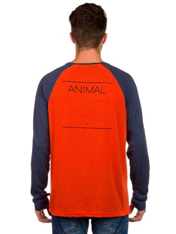 Animal Mullen T-Shirt LS