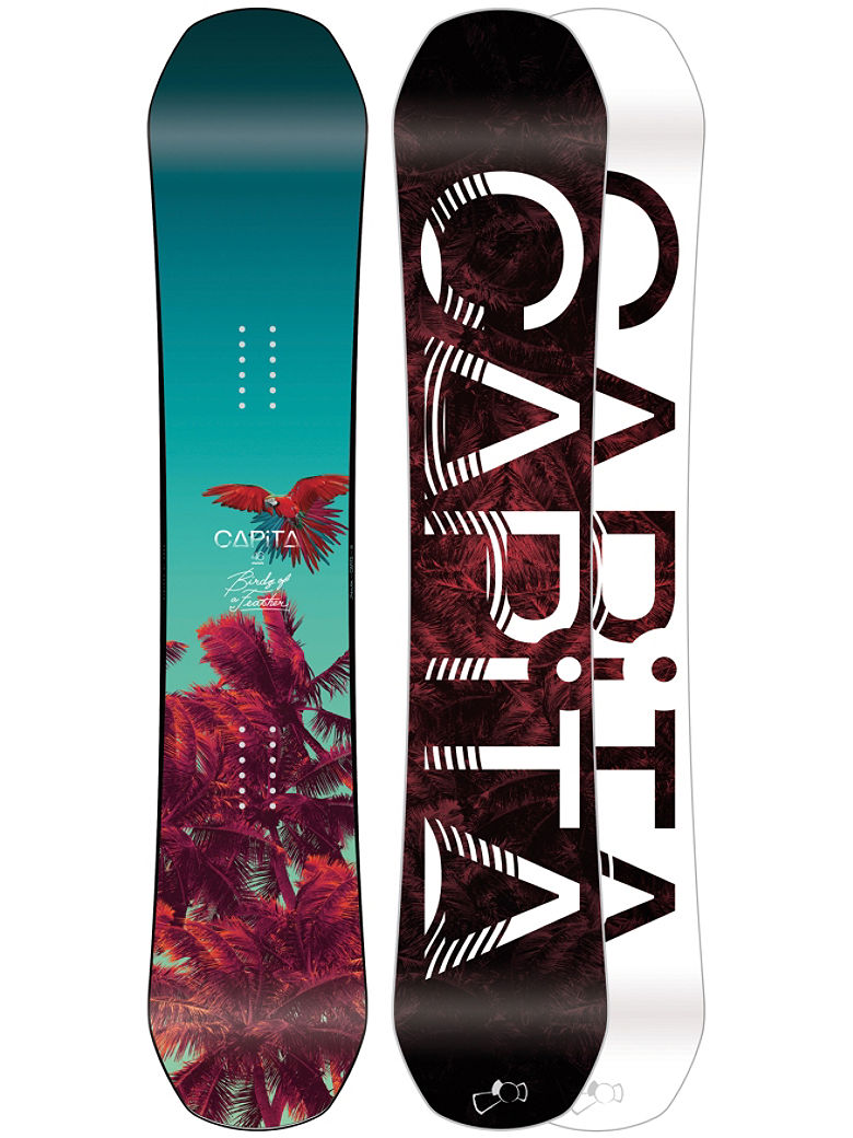 Freestyle Snowboards Capita Birds of a Feather 146 2016 online kaufen