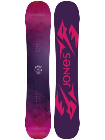 Jones Snowboards Twin Sister 149 2016