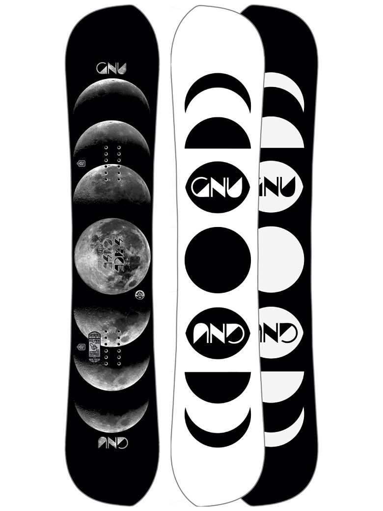 Freestyle Snowboards Gnu Space Case by FB 159 2016 günstig bestellen