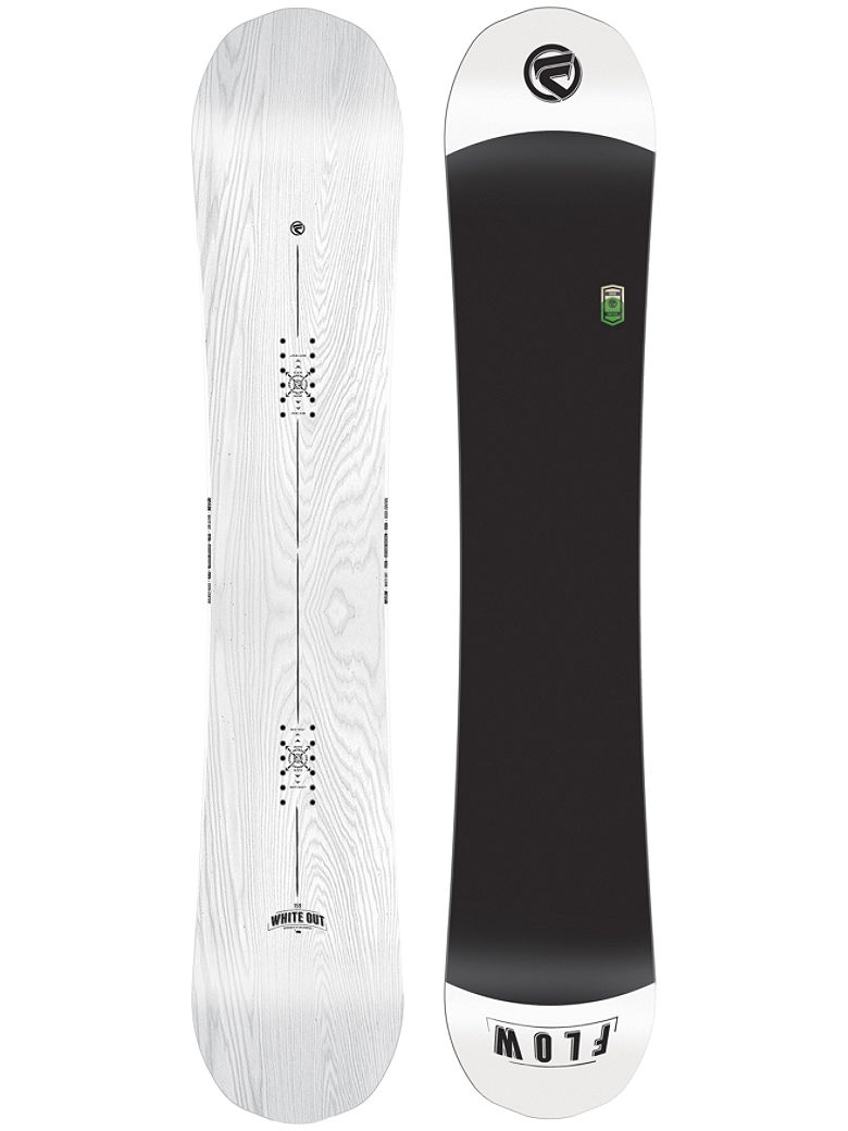 Freestyle Snowboards Flow Whiteout 156 2016 günstig
