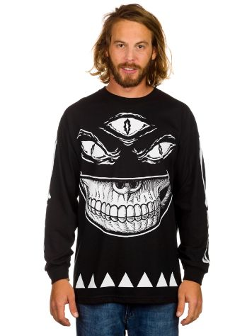 POPxMISHKA Grin/Eyes T-Shirt LS