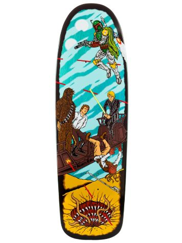 "Santa Cruz Star Wars Sarlacc Pit Collectible 8,5"" Skateboard Deck"