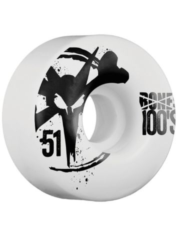 Bones Wheels 100's OG #13 100A 51mm Wheels